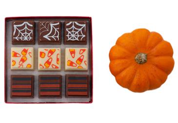 Delysia Chocolate Halloween Truffle Collection