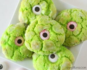 eye cookies
