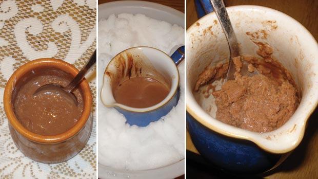 iced chocolate, history of chocolate