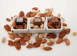 Delysia Chocolatier Nut Truffle Collection