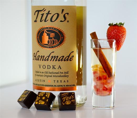 Tito's Handmade Vodka Truffle Collection