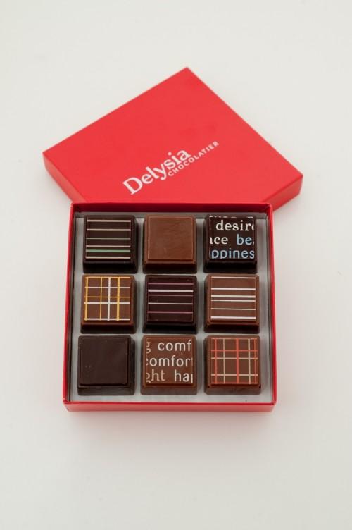 Delysia Chocolatier's Signature Collection