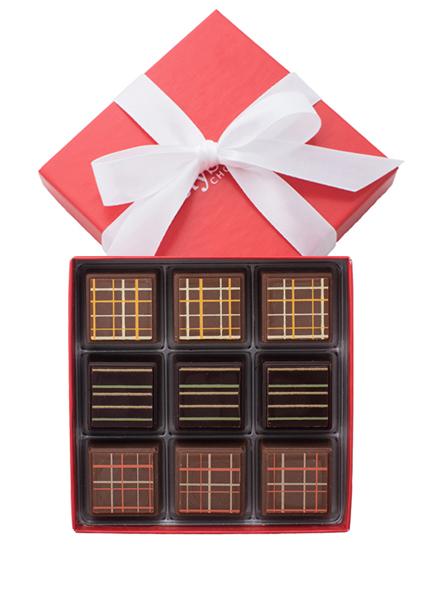 Original collection chocolate truffles