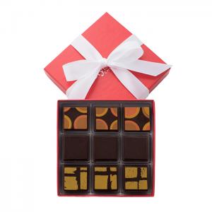 Gentleman's collection chocolate truffles