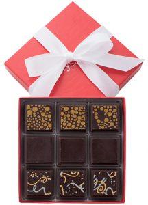 Luxurious chocolate