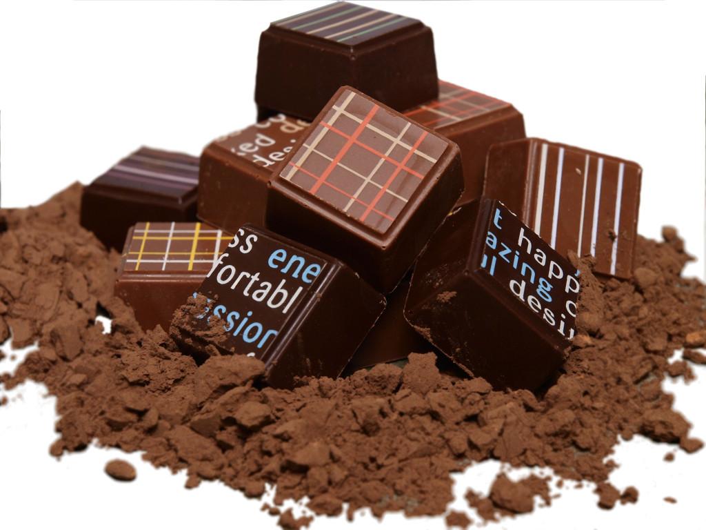 Celebrate National Truffle Day with Delysia Chocolatier chocolate truffles