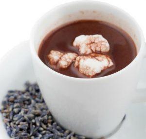 spring drinking chocolate