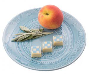 Peach Balsamic Truffle
