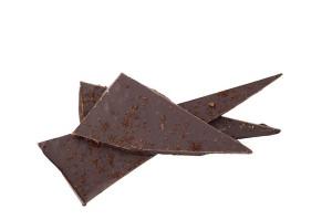 coffee dark chocolate bark