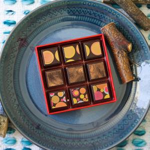 Spirits collection chocolate truffles
