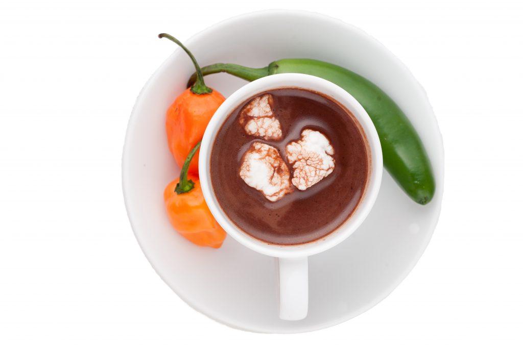 Cayenne Drinking Chocolate