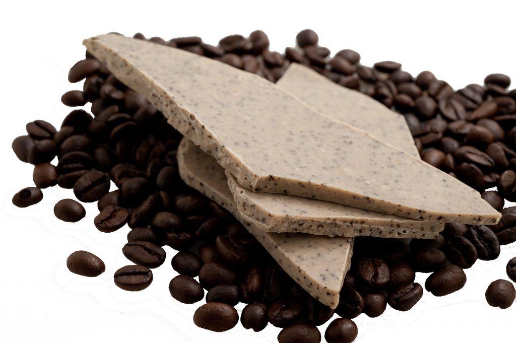 Coffee White Chocolate Bark