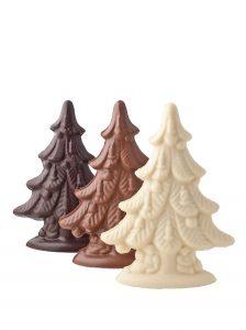 Evergreen Tree Chocolate Molds