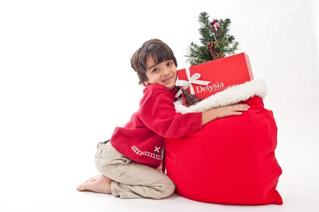 Delysia Chocolatier 2016 Holiday Catalog