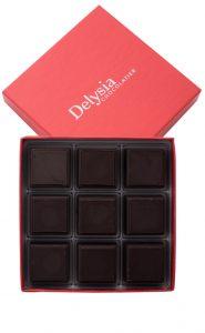 Delysia chocolatier dark chocolate for runners