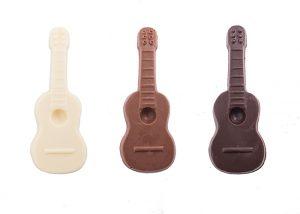 Delysia Chocolatier guitars