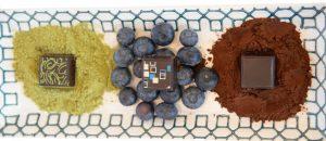 Wellness collection chocolate truffles