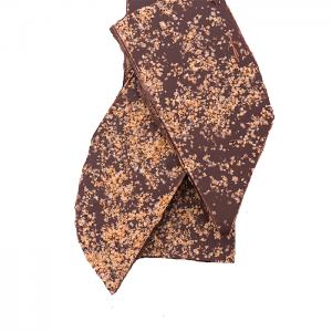 ghost pepper chocolate bark