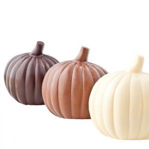 Delysia-Chocolatier-Pumpkin-Molded-Chocolate-1
