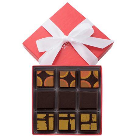 Seasonal chocolate